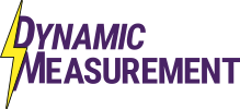 Dynamic Measurement Logo, Geological data experts